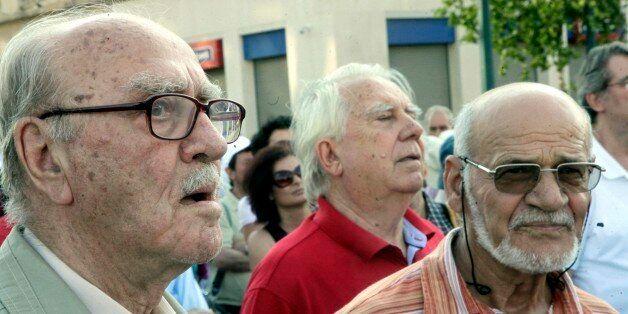 Η φτώχεια χτυπά την πόρτα των Ευρωπαίων συνταξιούχων σύμφωνα με τη
