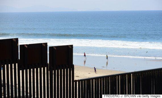 Απίστευτες φωτογραφίες από παράξενα σύνορα σε όλον το
