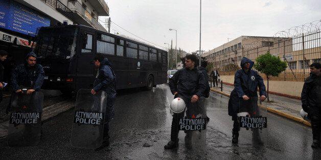 Μέλη της ΚΕΕΡΦΑ σε αντιφασιστικό συλλαλητήριο στον