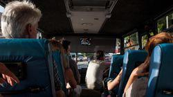 Τρίκαλα: Στους δρόμους της πόλης το πρώτο λεωφορείο χωρίς...