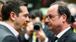 Ολάντ: Το διακύβευμα είναι εάν οι Έλληνες θέλουν να παραμείνουν στην Ευρωζώνη ή διακινδυνεύουν την