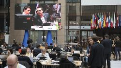 Νωρίτερα το Eurogroup της Δευτέρας, στις 13:30 ώρα Ελλάδος. Στις 8 το βράδυ η Σύνοδος
