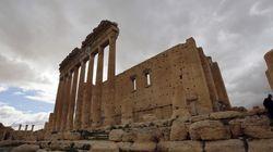 Δύο αρχαίους ναούς στην Παλμύρα ανατίναξαν τζιχαντιστές του Ισλαμικού