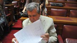 Μητρόπουλος: Η διαπραγμάτευση δεν πέτυχε. Το πακέτο μέτρων πρέπει να βρει ανάχωμα στους