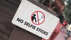 Η Disney World δεν αγαπά καθόλου τα selfie