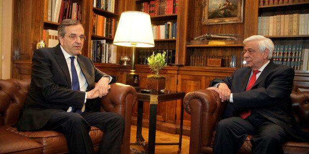 Σαμαράς: Κόκκινη γραμμή σε άμεσο κίνδυνο η υπεράσπιση της θέσης της Ελλάδας στην