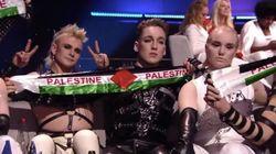 L'Islande condamnée à une amende après cette action pro-palestinienne à