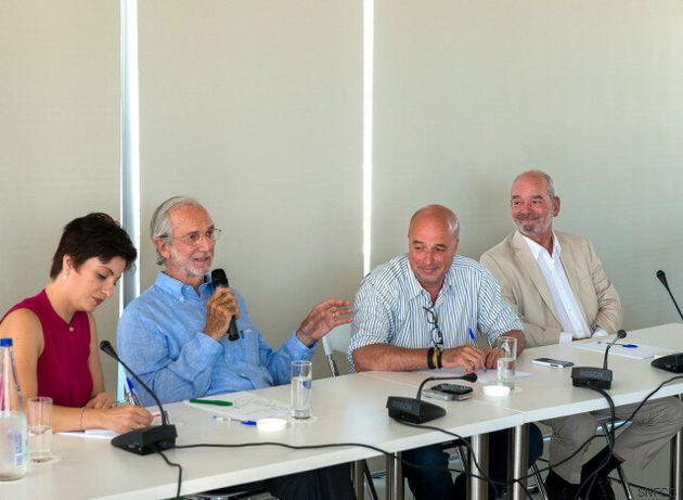 Ρέντζο Πιάνο: Ο αρχιτέκτονας του Κέντρου Πολιτισμού Σταύρος Νιάρχος, μιλά για το έργο του, την Αθήνα...