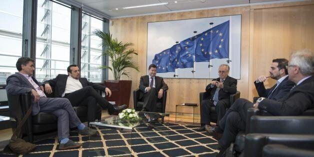 Χωρίς συμφωνία - Αποχώρησε η ελληνική αποστολή από τις συνομιλίες στις