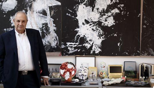 Δάκης Ιωάννου: «Εμένα μ' ενδιαφέρει ο διάλογος της Τέχνης με τη