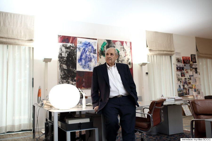 Δάκης Ιωάννου:«Εμένα μ' ενδιαφέρει ο διάλογος της Τέχνης με τη ζωή»O σπουδαίος συλλέκτης μιλά αποκλειστικά...