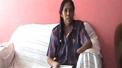 Η ιστορία της Ρόζα Μορένο που έχασε τα χέρια της «φτιάχνοντας τηλεοράσεις που δεν μπορούσε να