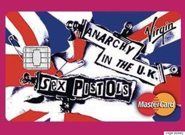 Οι Sex Pistols «έγιναν» πιστωτική κάρτα (δυστυχώς) ξεχνώντας την προτροπή του «Anarchy in the