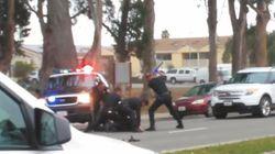 Η.Π.Α. : Νέο σοκαριστικό βίντεο με χρήση αλόγιστης αστυνομικής βίας σε ψυχικά
