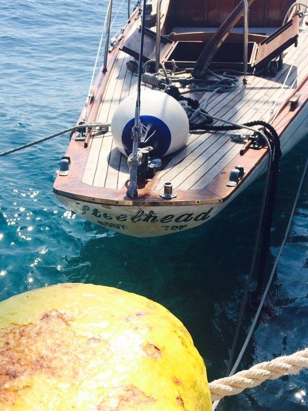 Ανταπόκριση: Spetses Classic Yacht Regatta 2015- Μέρα