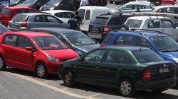 Αύξηση για τις πωλήσεις καινούριων αυτοκινήτων τον