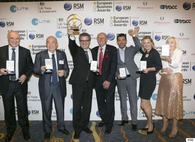 European Business Awards sponsored by RSM: Aυτές είναι οι καλύτερες επιχειρήσεις της
