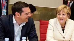 Συμφωνία για εντατικοποίηση της διαδικασίας γεφύρωσης των διαφορών στη συνάντηση Τσίπρα με Μέρκελ και