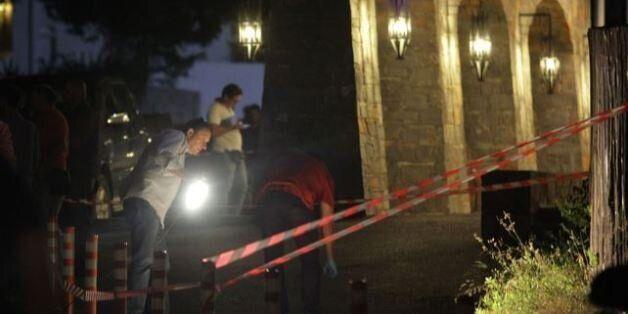 Αιματηρή απόπειρα ληστείας με καλάσνικοφ σε ξενοδοχείο στη Χερσόνησο της