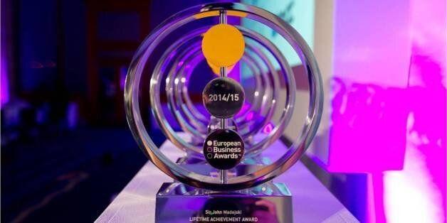 Ελληνικές διακρίσεις στα European Business Awards sponsored by