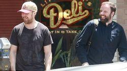 Κάνει παρέα ο Γιώργος Λάνθιμος με τον Ryan Gosling στην