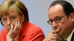 Τηλεφωνική επικοινωνία Μέρκελ-Ολάντ εν όψει της Συνόδου Κορυφής για την