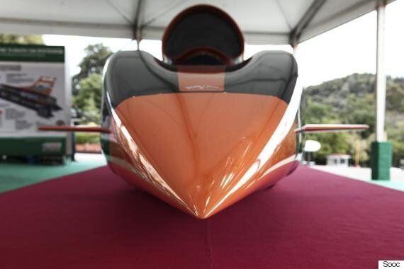 Bloodhound SSC: Tα θηριώδη τεχνικά χαρακτηριστικά του υπερηχητικού αυτοκινήτου- πυραύλου που «πέρασε»...