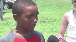 ΗΠΑ: 10χρονος διέσωσε βρέφη από φλεγόμενο