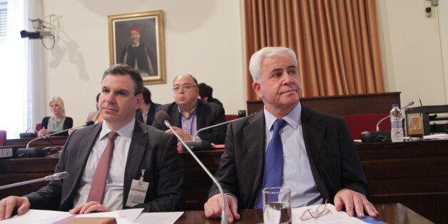 Εκπρόσωποι ΙΟΒΕ στην Εξεταστική Επιτροπή: «Μονόδρομος το Μνημόνιο» - «Υπήρξαν