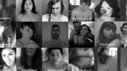 Οι...γυμνοί ακτιβιστές του διαδικτύου που υπόσχονται να σταματήσουν τις παρακολουθήσεις της