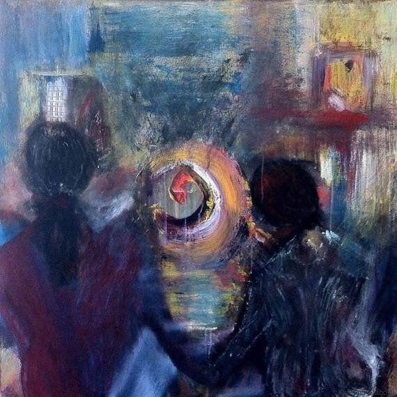 Η ζωγράφος Κατερίνα Σταμπολίτη μιλά για τη φύση των έργων της και τη σημασία του πλουραλισμού στην