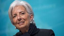 Λαγκάρντ: Είμαι πεπεισμένη ότι η Ελλάδα θα πληρώσει τη δόση στο