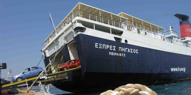Ξεκινούν τα δρομολόγια για Λήμνο: Το «Express Πήγασος» πιθανότερο θα τα