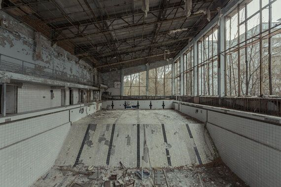 15 τρομακτικές φωτογραφίες από τη ζώνη αποκλεισμού του