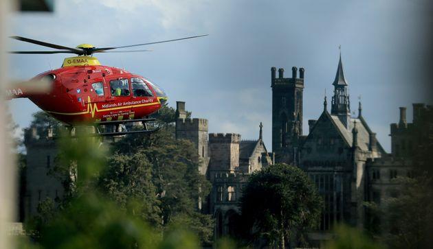 Βρετανία: Τέσσερα άτομα τραυματίστηκαν σοβαρά σε ατύχημα σε πάρκο