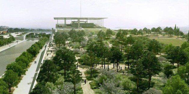Επιστροφή στο Μέλλον: «Η Νύχτα Μέρα στο Πάρκο Σταύρος