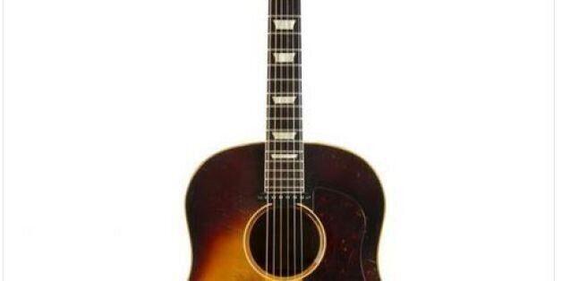 Δημοπρατείται σπάνια «χαμένη» κιθάρα του Τζον