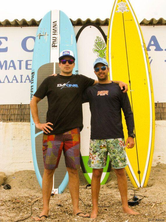 Stand Up Paddle (SUP): Το να τραβάς κουπί δεν ήταν ποτέ πιο