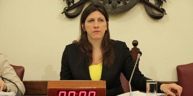 Οι ατάκες δηλητήριο της Κωνσταντοπούλου στην Επιτροπή Θεσμών της