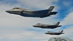 Τop Gun: Βρετανοί και Αμερικανοί πιλότοι δοκιμάζουν το F-35 Lightning