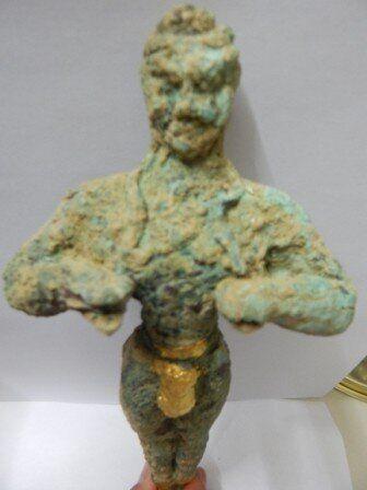 Κρήτη: Βρέθηκε κούρος μεσομινωικής περιόδου στην κατοχή