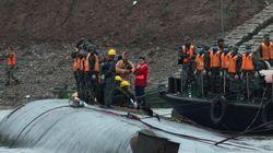 Συνεχίζεται η επιχείρηση διάσωσης στο πλοίο Eastern Star στην Κίνα - Τι κατέθεσε ο
