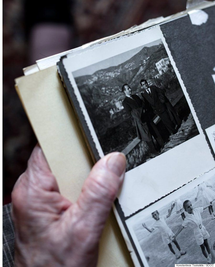 Η ζωή μετά το Άουσβιτς: Η ιστορία της Μαριάνθης και του Στέφανου ΝαχμίαΗ Κατοχή, τα ναζιστικά στρατόπεδα...