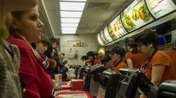 Νέα τροπή στη διαμάχη Ρωσίας-Η.Π.Α: Ετοιμάζεται αλυσίδα φαστ φουντ που θα «κοντράρει» τα