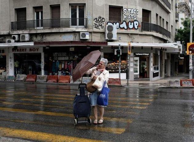 Με βροχές μπήκε ο Ιούνιος - Πόσο θα κρατήσει η