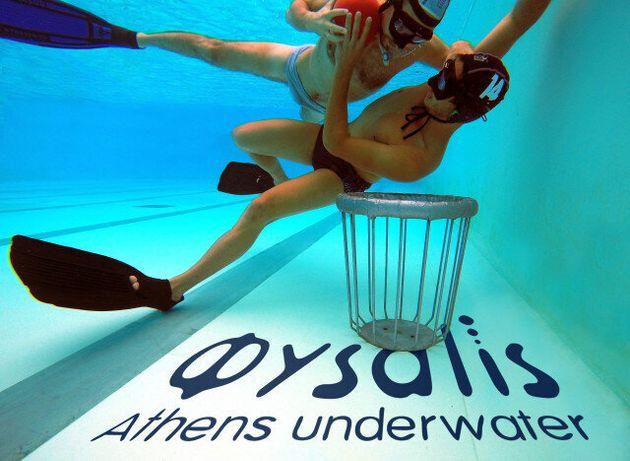 Σύλλογος Φυσαλίς: Κάποιοι στα νότια προάστια πάιζουν υποβρύχιο