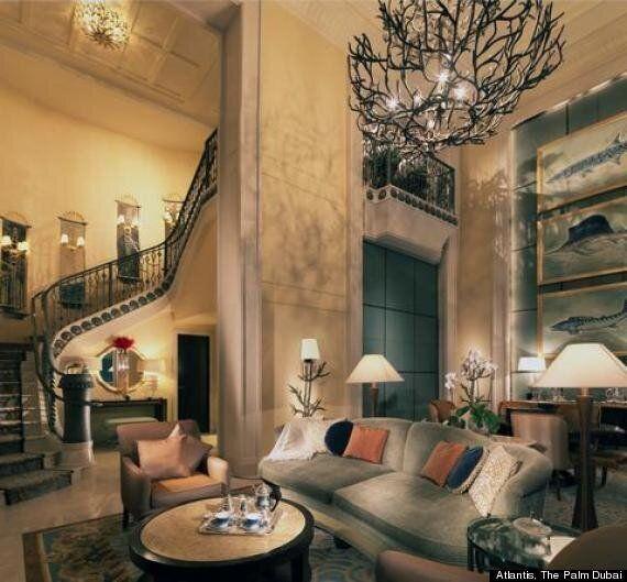 Η απόλυτη χλιδή: Κοιμηθείτε στα υποβρύχια δωμάτια ξενοδοχείου στο Ντουμπάι και