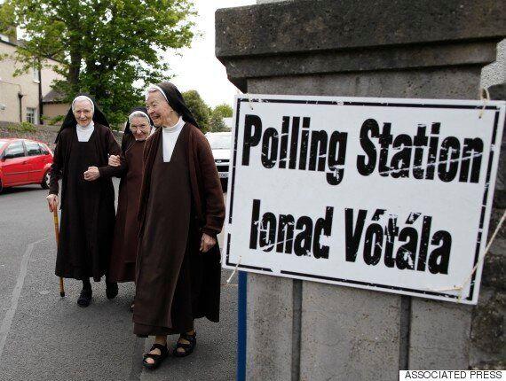 Οι Ιρλανδοί είπαν «ναι» στον γάμο των ομοφυλοφίλων με ιστορικό