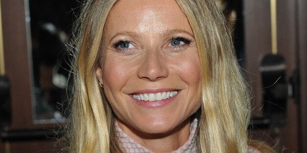 LOS ANGELES, CALIFORNIA - MARCH 15: Actress Gwyneth Paltrow attends The Hollywood Reporter and Jimmy Choo's Power Stylists Dinner at Sunset Tower on March 15, 2016 in Los Angeles, California. (Photo by Donato Sardella/Getty Images for The Hollywood Reporter)