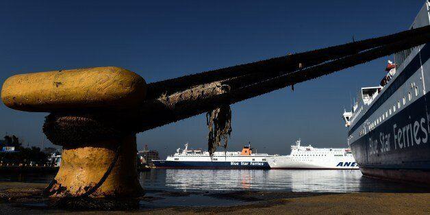Τα λιμάνια μοχλοί
